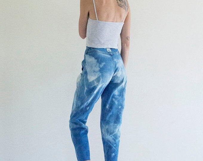 SALE 50% OFF 80s LEE High Waist Jeans