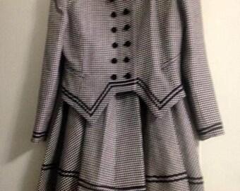 1970s George Simonton Wool suit
