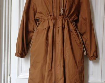 Vintage 90 kamel Trenchcoat