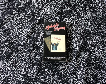 Midnight Express VHS Movie. Classic Thriller Drama. Intense Foreign Jail Drug Movie. Rare Goodtimes Midnight Express Videocassette.