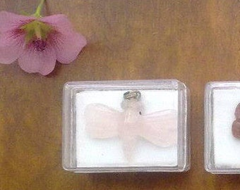 Crystal Dragonfly Pendants