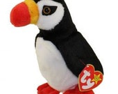 Puffer Puffin - Retired Ty Beanie Baby - 1997 - Mint Condition