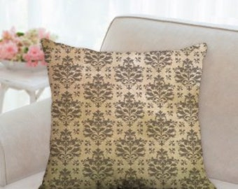 Rustic Accent Pillow for Halloween or Anytime of the Year