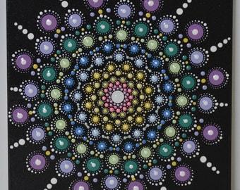 Mandala Painting 12x12