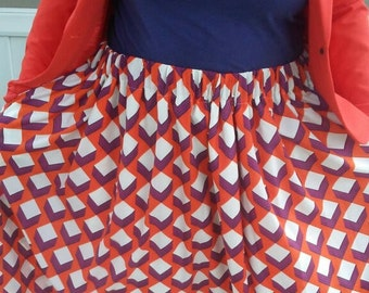 Modest Maxi Full Skirt