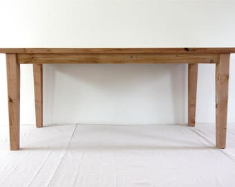 Small French Farmhouse Dining Table