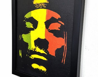 Snoop Dogg - Framed Wall Art Giclee Canvas Paint,Painting, Poster -Mixed media Hip Hop