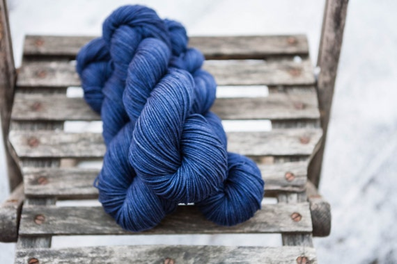 Lochsa DK Hand Dyed Superwash Merino Yarn