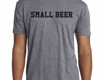 Craft Beer t-shirt- Small Beer