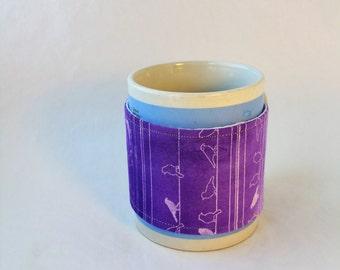 Handmade mug wrap