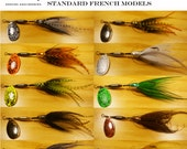 Standard French Model / Choice Snagless Bucktail