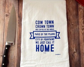 Kansas City Kitchen Towel