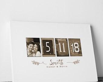Alternative Guest Book Wedding Guest Book Ideas Alternative Wedding Guestbook Alternative Guestbook Photo Guest Book - 2