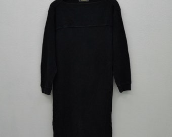 Issey Miyake Dress Vintage Issey Miyake Long Sleeve Dress Made in Japan Size 9 Womens Size S/M