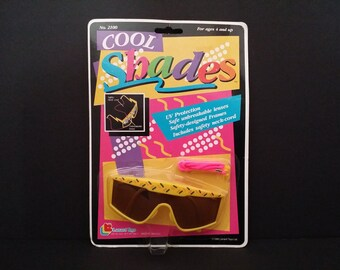 1990 Cool Shades Kids Sunglasses, Totally Rad!!!