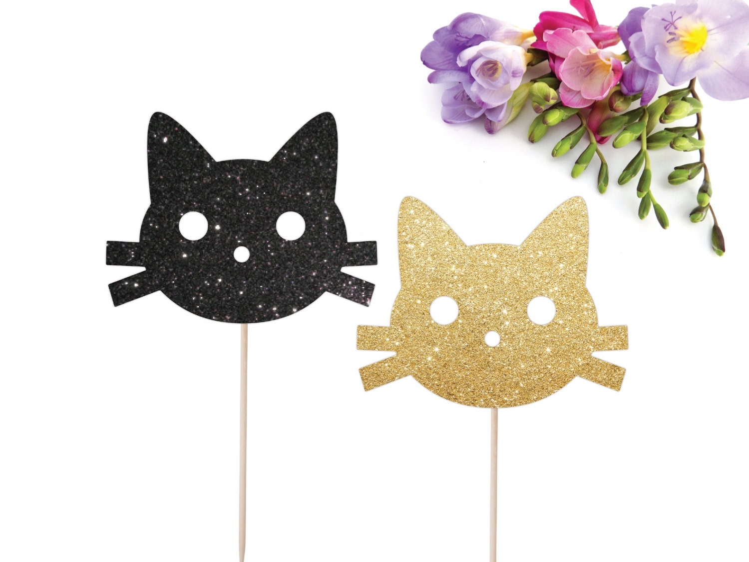 Cat Cake Toppers For Sale