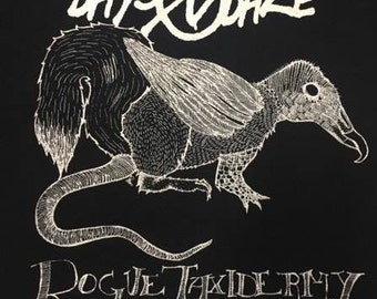 Days N' Daze: Rogue Taxidermy Back Patch
