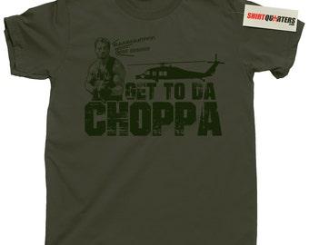the predator 2 3 arnold schwarzenegger get to the da choppa chopper carl weathers jesse ventura