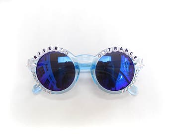 "String Cheese Incident ""River Trance"" decorated sunglasses"