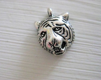 Add On ~  Tiger     Charm  Pendant