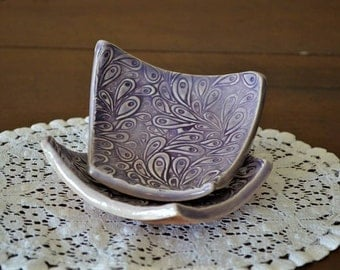 ring dish, jewelry dish, jewelry bowl, trinket dish, votive holder, tea light holder, sushi plate, dipping plate, butter plate, saucer