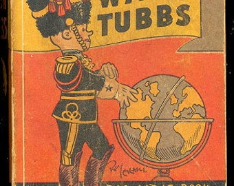 "1937 ""Wash Tubbs"" The Big Little Book"