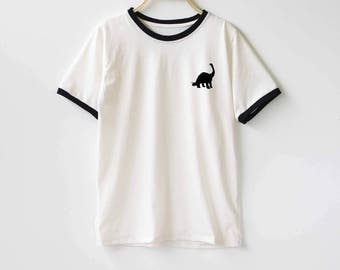 Dinosaur Shirt TShirt T-Shirt T Shirt Tee
