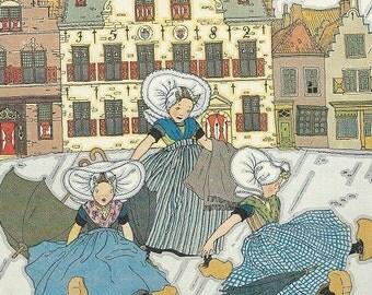 Holland illustrations Miska Petersham 1926 download