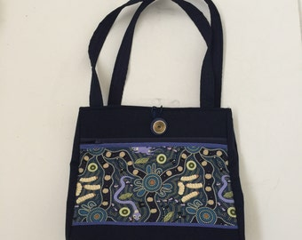 From The Land Handmade Tote Bag
