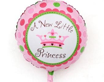 """balloon """"A New Little Princess"""""""
