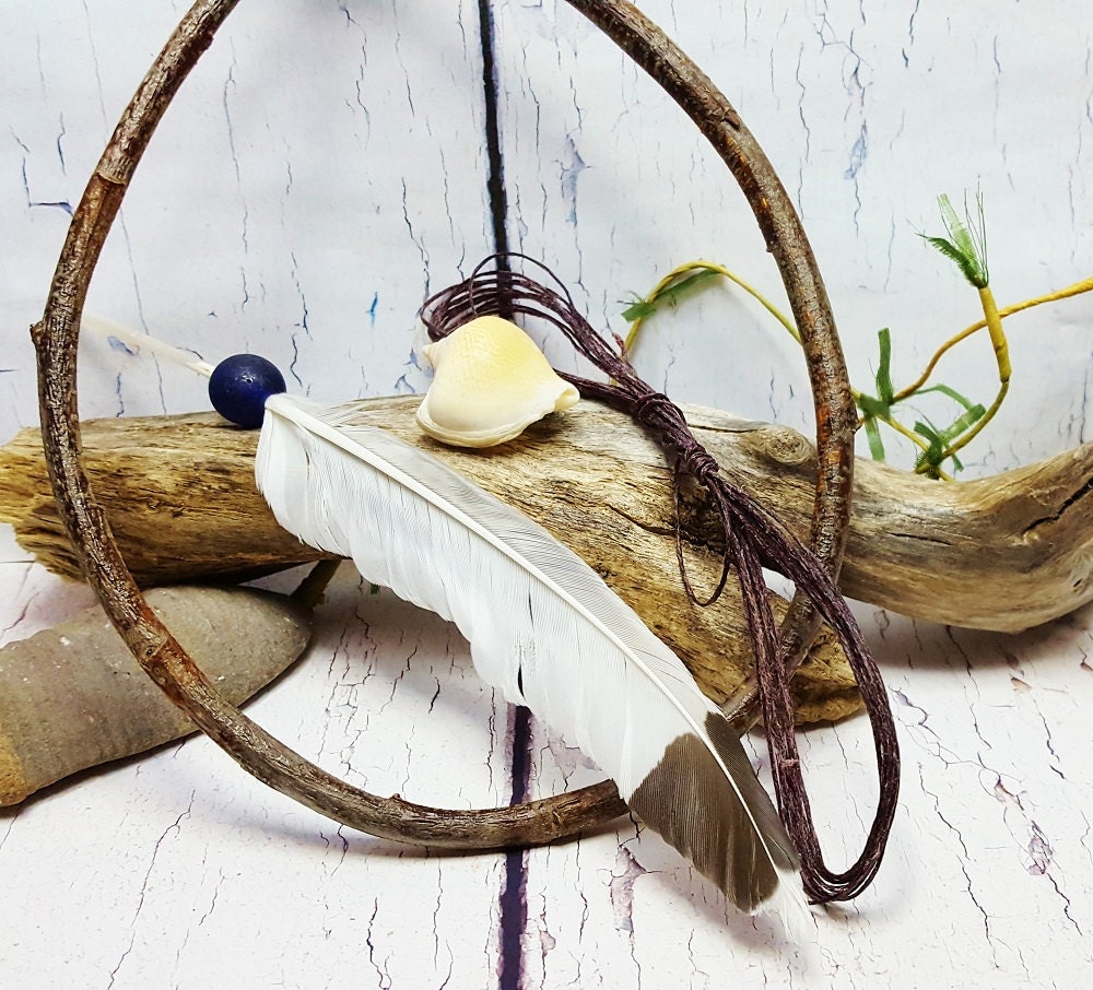 Willow Dream Catcher Kit DIY Kraft Kit Native American