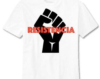 Resistance T-shirt, Protest T-shirt, Women's T-shirt, Women's Right T-shirt, Feminist T-shirt, Women Empowerment, Tumblr T-shirt