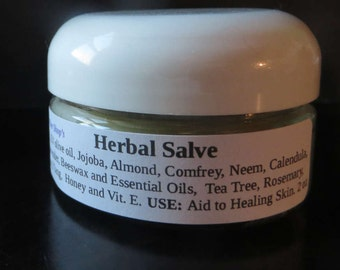 The Herbal Salve