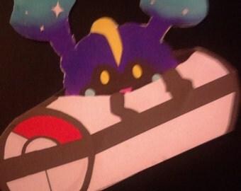 Cosmog / Nebby Pokémon sticker