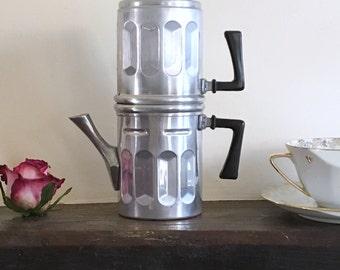 vintage - mid century coffee maker coffeemaker
