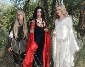 Arwen Evenstar Gown
