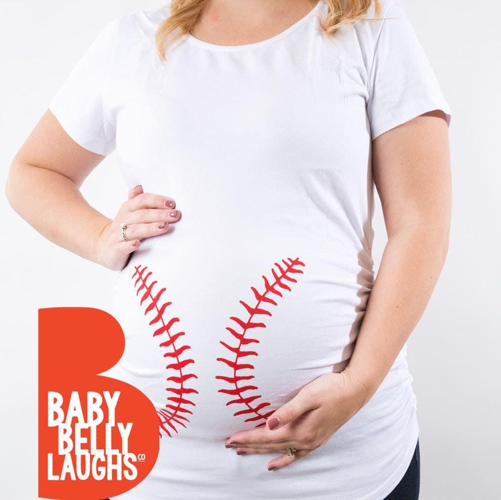 Design your own t-shirt maternity - Baseball Maternity Shirt Funny Maternity Tshirt Baseball Mom Shirt Easter Maternity Tank Top Or Tee Baseball Tee Jersey