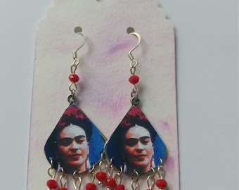 Frida Filigree Earrings