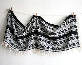 Woven South American Shawl