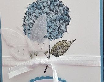 Beautiful Bloom Birthday Greeting - #BDY 31