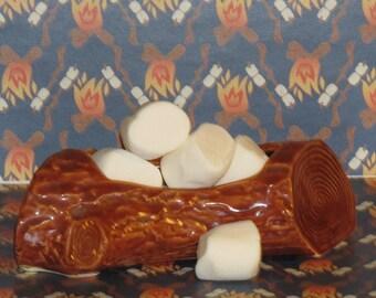 SALE! Log Candy Dish