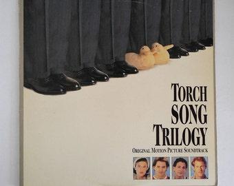 Torch Song Trilogy Original Motion Picture Soundtrack (1989) Vinyl Record LP Album