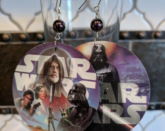 Star Wars Original Trilogy earrings