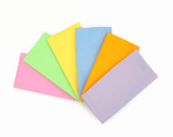 solid pastel cloth napkins set of 6 solid easter cloth napkins solid spring