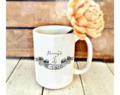 Bible Verse Coffee Mug, C...