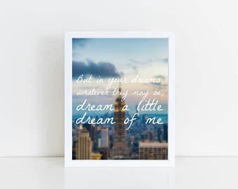 New York City Printable Wall Art, Instant Download