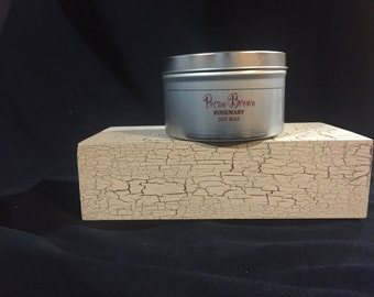 Rosemary Soy Candle