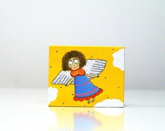Handpainted box Painted wooden box Wooden memory boxes Wood jewelry box Girls jewellery box Decorative box Keepsake box Treasure box