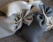 Custom order for Giulia - Wedding favor bags - Scent sachets - Handmade in Lithuania