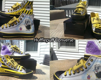 Custom Harry Potter Converse
